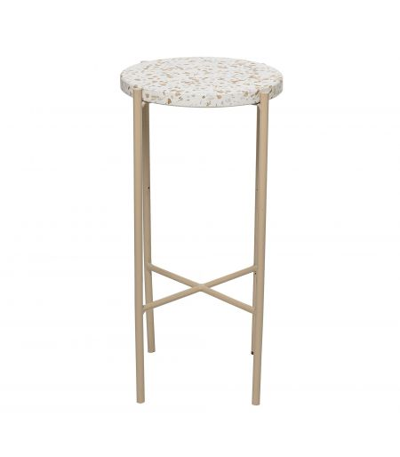Table d'appoint Terrazzo Bloomingville