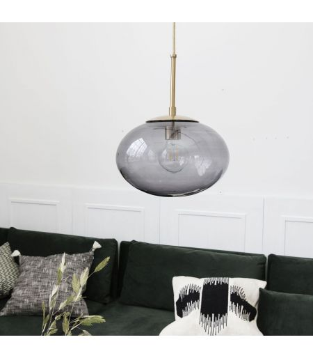 Suspension Opal M grey House Doctor