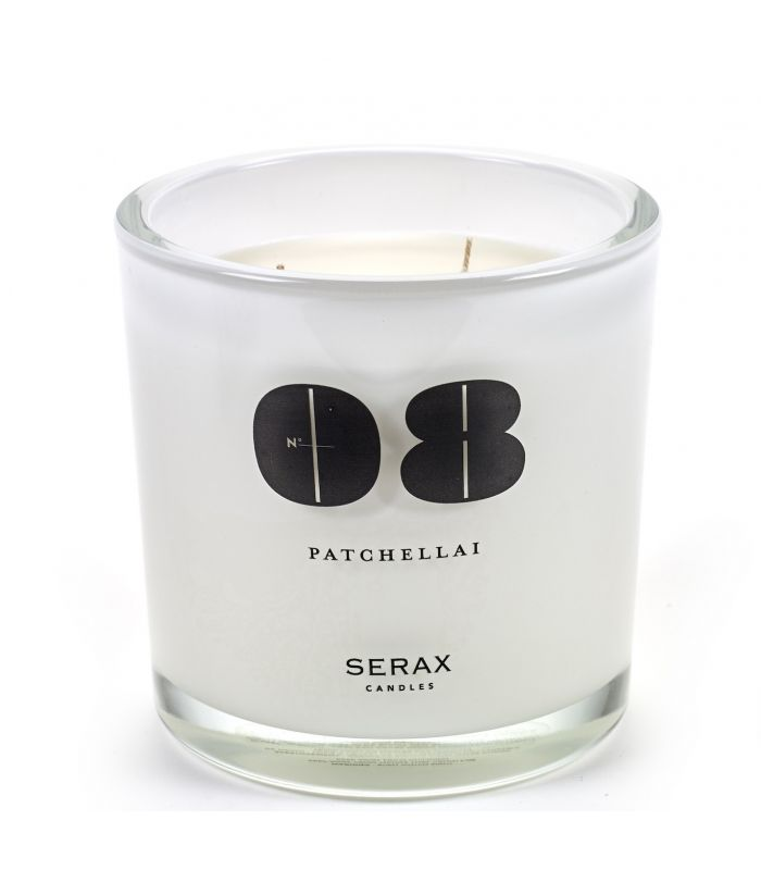 "Bougie santal ardent ""11"" XL Serax"