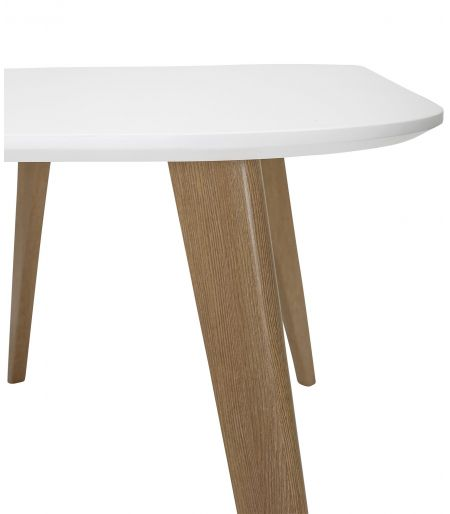 Dining Room Table Mill, White mdf Bloomingville