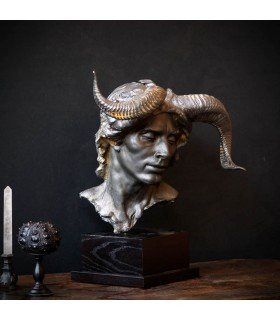 Sculpture Minotaur curiosity Subject