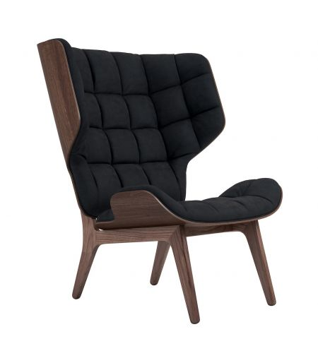 Fauteuil Mammoth velours Norr11