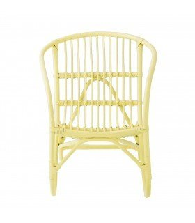 Chaise en rotin Pepper Bloomingville
