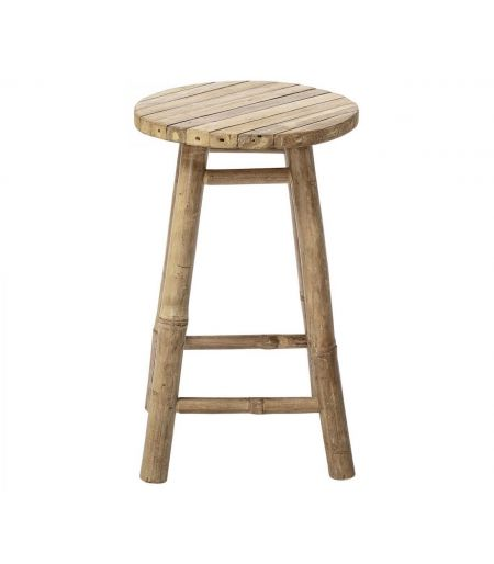 Stool Sole bamboo Bloomingville