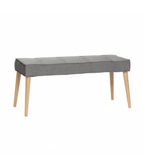 Dark gray Hbsch bench