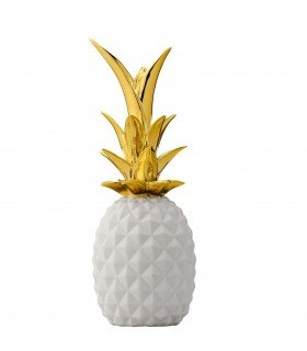 Pineapple and white gold Bloomingville