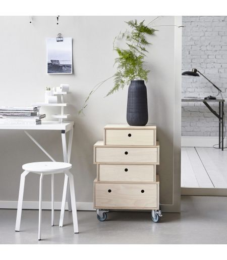 Commode Mix bouleau House Doctor