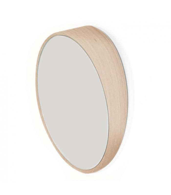 Miroir grand odilon ch nel hart for Grand miroir large
