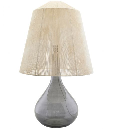 lamp big and lampshade string house doctor