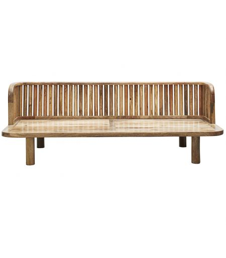 sofa outer wood