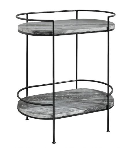 Table d'appoint Midnight Nordal