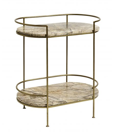 Table d'appoint Jungle Nordal