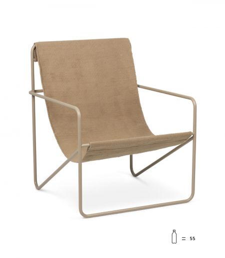 chair outdoor fabric and metal