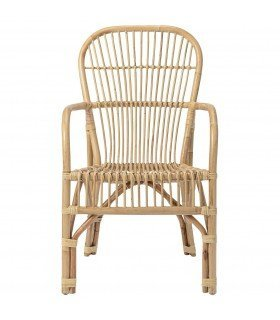 Natural Kubu chair Bloomingville