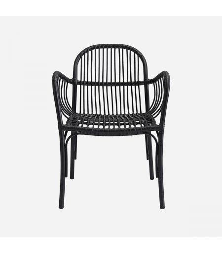 Pack of 2 Chair BREA black House Doctor