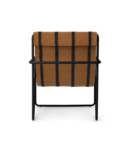 copy of Chair outdoor Desert Kids Soil/Black Ferm Living