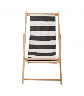 Deck chair long Bloomingville