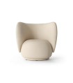 Fauteuil brushed RICO - Ferm Living