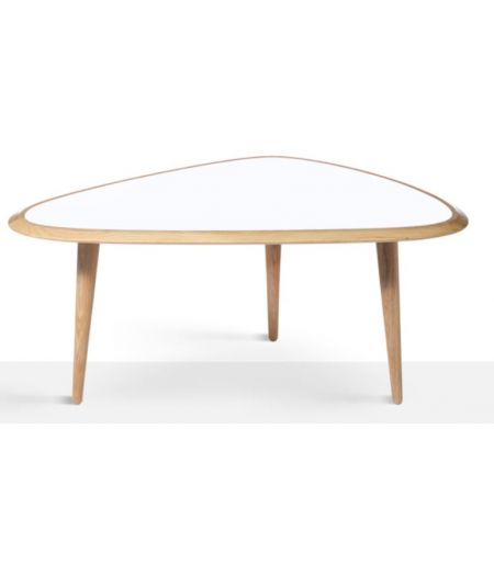 Table basse années 50 S - Red Edition