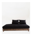 MELOUSSA rustic low day bed - Rock the Kasbah