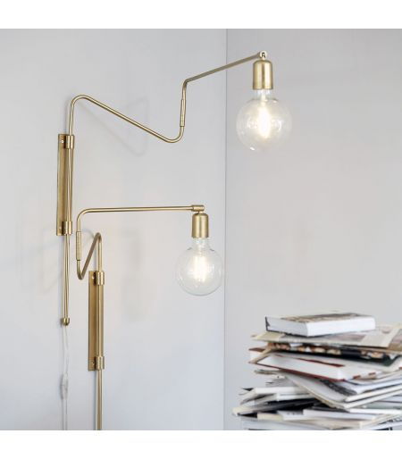 SWING L wall lamp - House Doctor