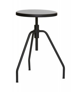 "Tabouret ""Have a seat "" noir House Doctor"