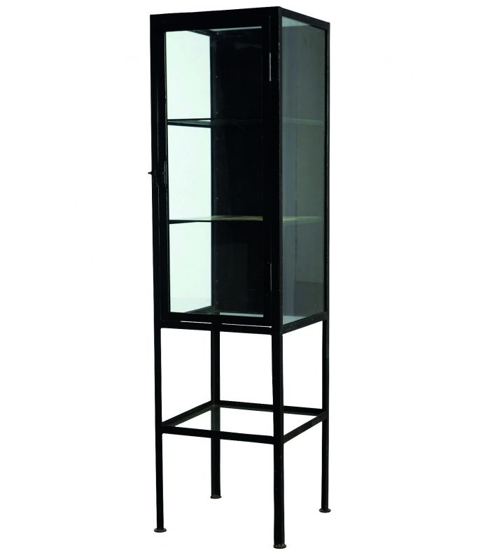 Doc cabinet gray metal House Doctor