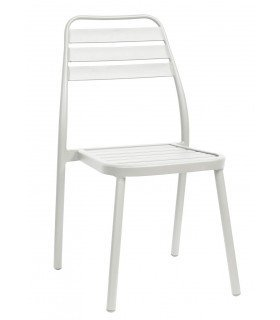 Comfy white garden furniture Broste Copenhagen