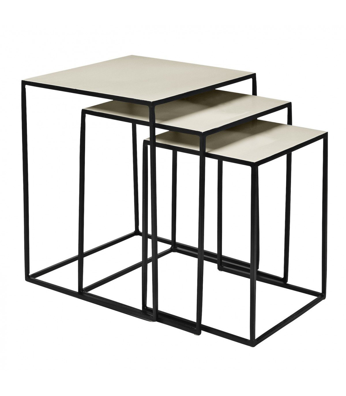 tables gigogne freja broste copenhagen. Black Bedroom Furniture Sets. Home Design Ideas