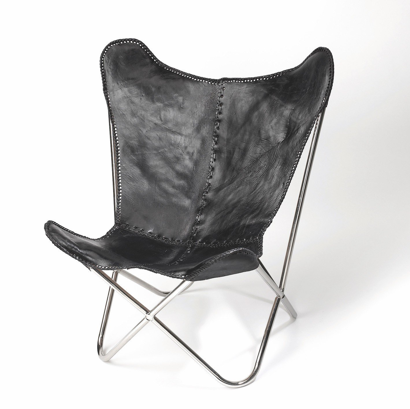 Butterfly chair black - Butterfly Chair Black 1