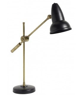 Marble lamp and copper Nordal
