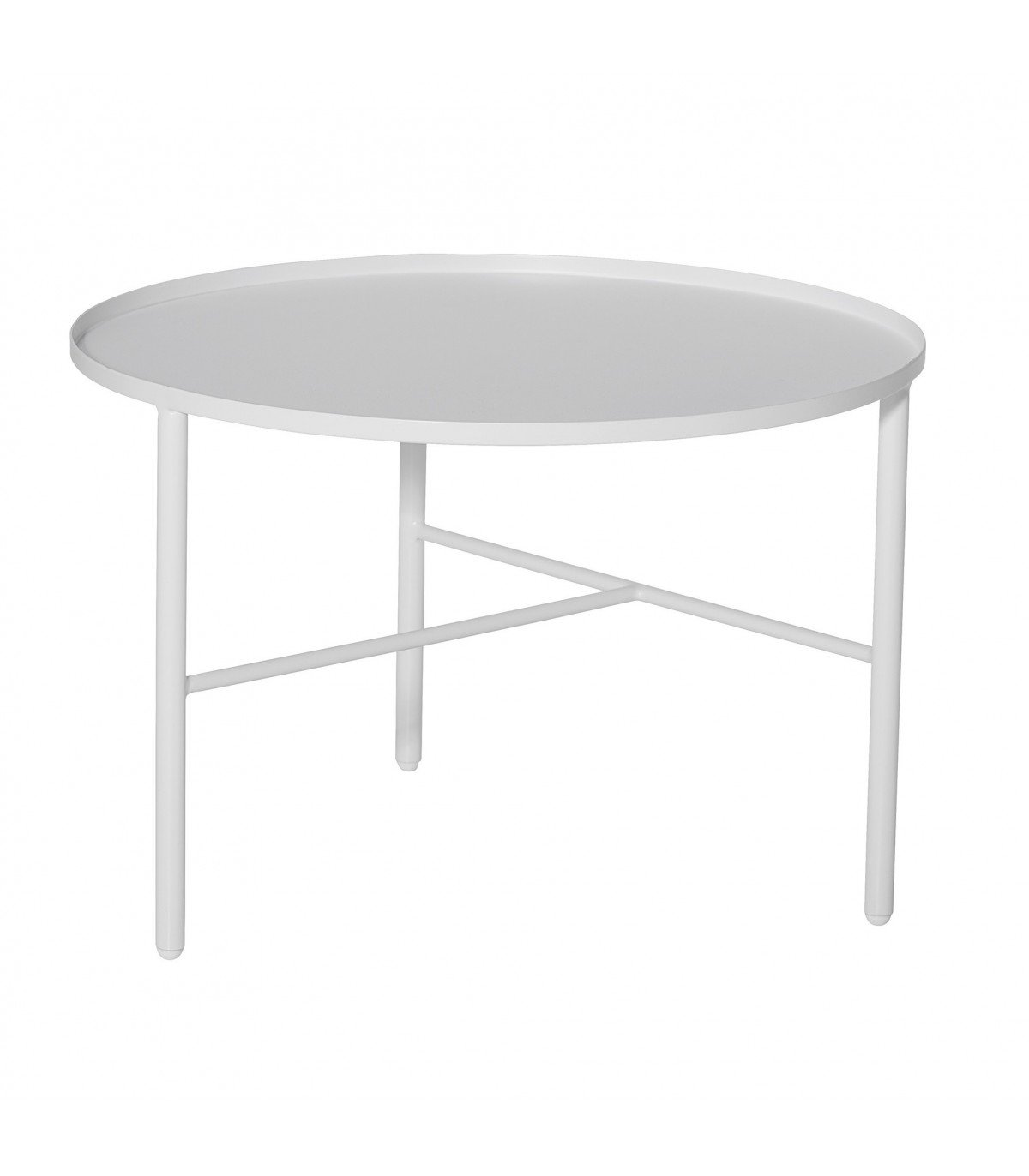 Table pretty blanche bloomingville for Table blanche