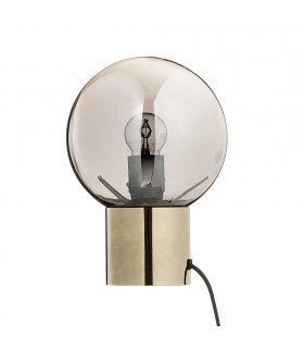 Frenchrosa - Lampe verre&or Bloomingville