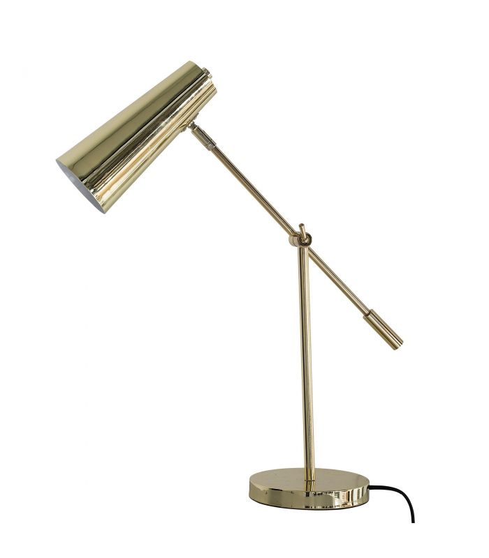 Frenchrosa - Lampe Gold Bloomingville
