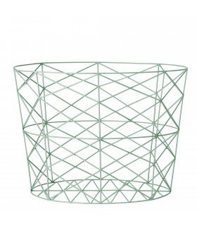 Frenchrosa - Panier mint rond