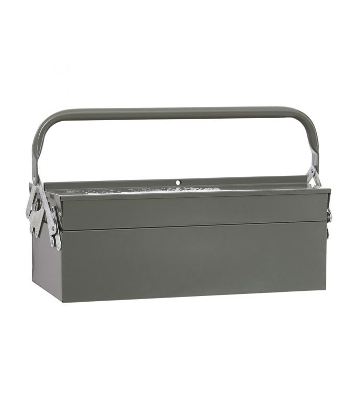 Toolbox grise House Doctor