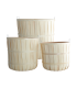 Assortiment 3 paniers Woody House Doctor