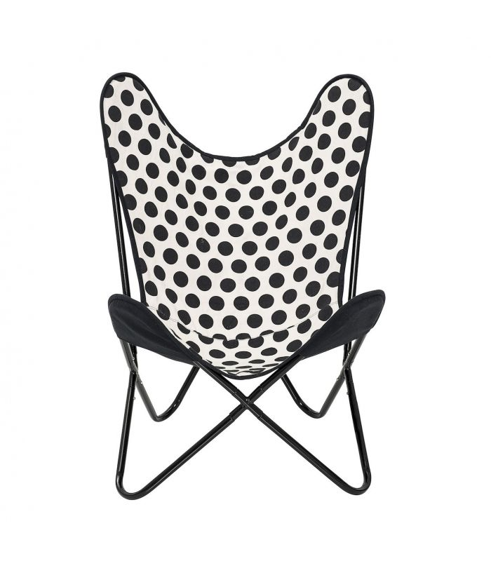 Chaise enfant Butterfly Bloomingville