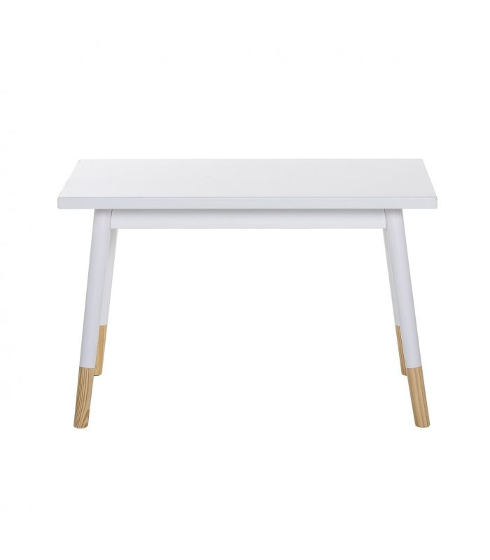 Table blanche enfant Bloomingville
