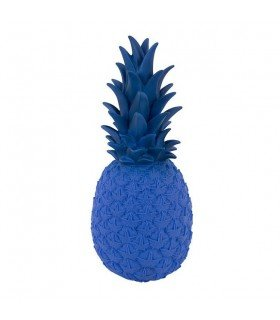 Lampe ananas Goodnight bleu royal