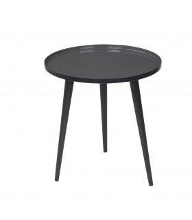 Table basse Jelva gris&noir Broste Copenhagen