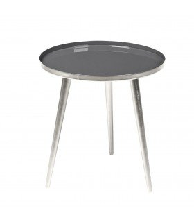 Table Jelva Caste rock & argent Broste Copenhagen
