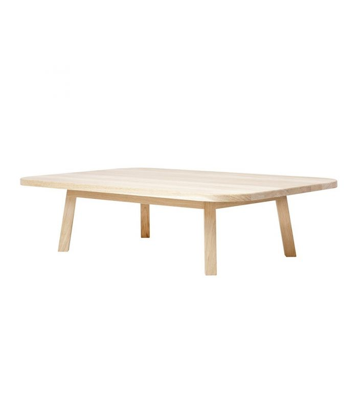 Oak coffee table Woomar ENO STUDIO