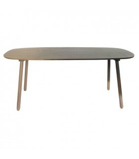 Table Ombree noire
