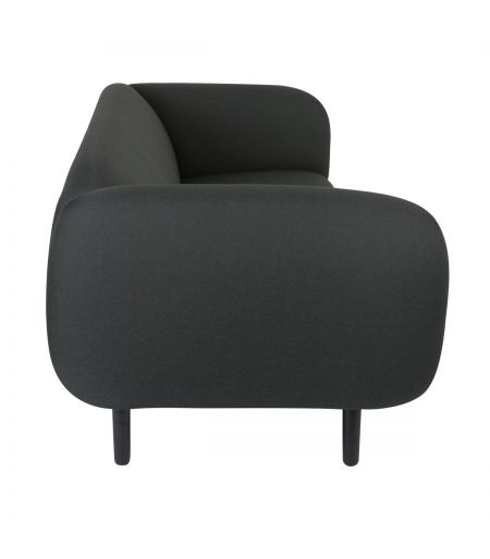 Sofa Moïra dark grey eno studio