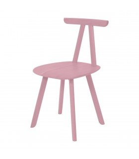Chaise Juka rose Eno studio
