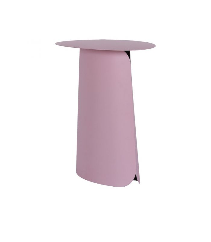 Table High Collar rose