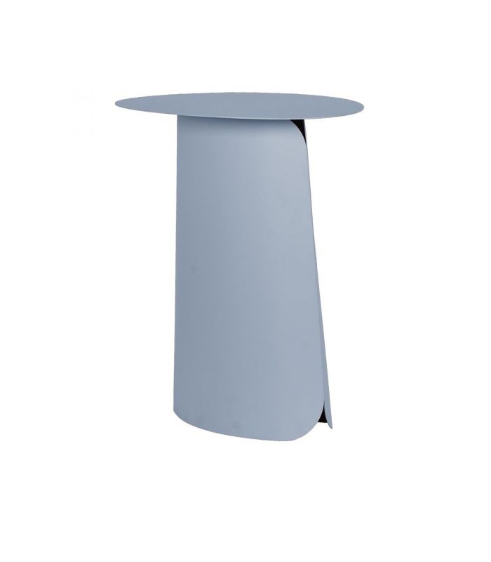 Table High Collar bleu Eno studio