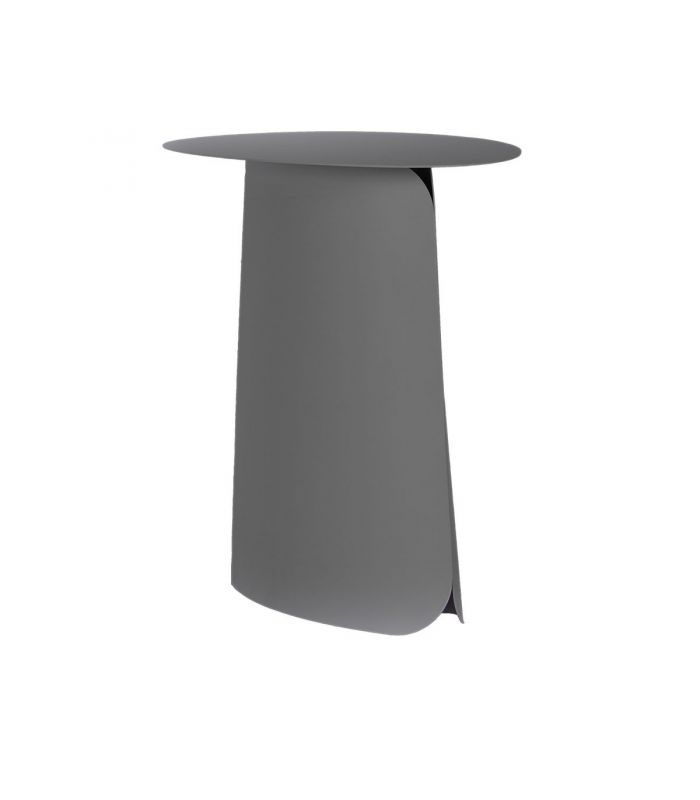 Table High Collar grise Eno studio