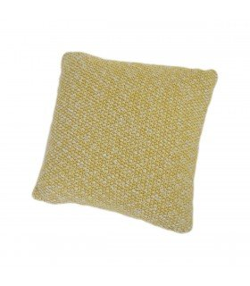 Coussin Maddalena jaune Eno studio